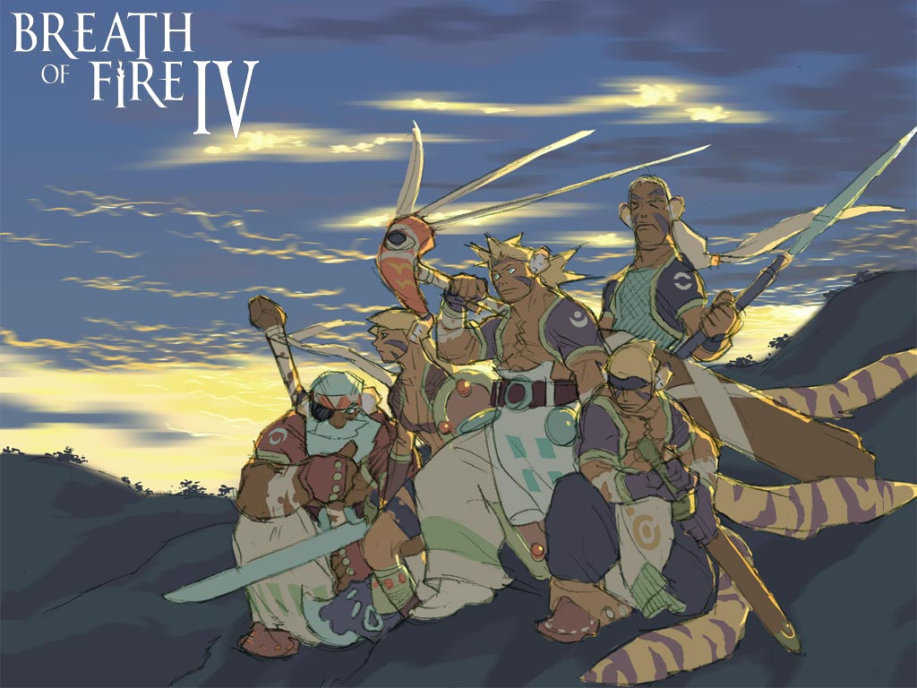 Breath Of Fire Wallpaper Posted By Christopher Walker