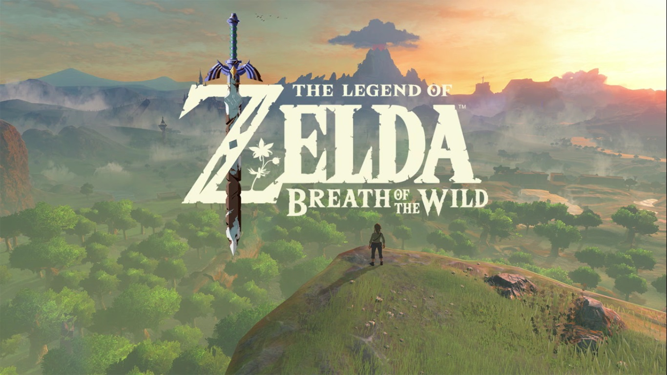 Breath Of The Wild Wallpaper 1080p Posted By Sarah Tremblay