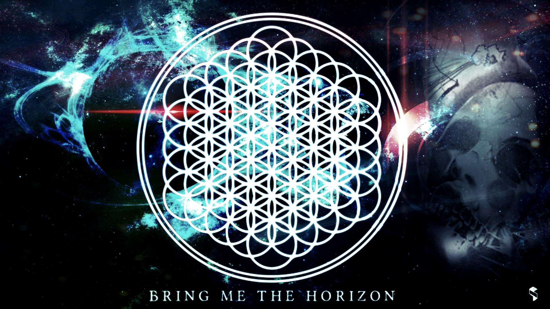 Bring Me The Horizon Logo Wallpaper Posted By Samantha Simpson
