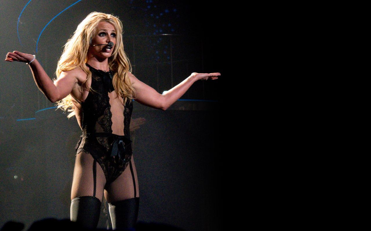 View Britney Spears Wallpaper  Background