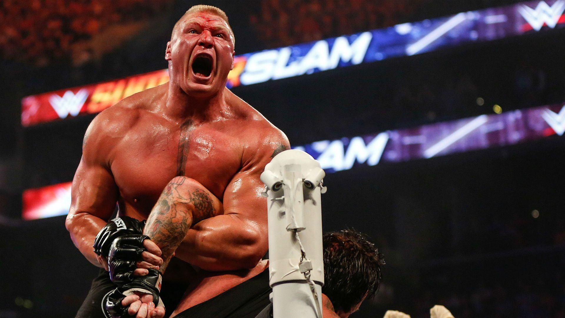 Brock Lesnar Wallpaper Download Posted By Zoey Mercado