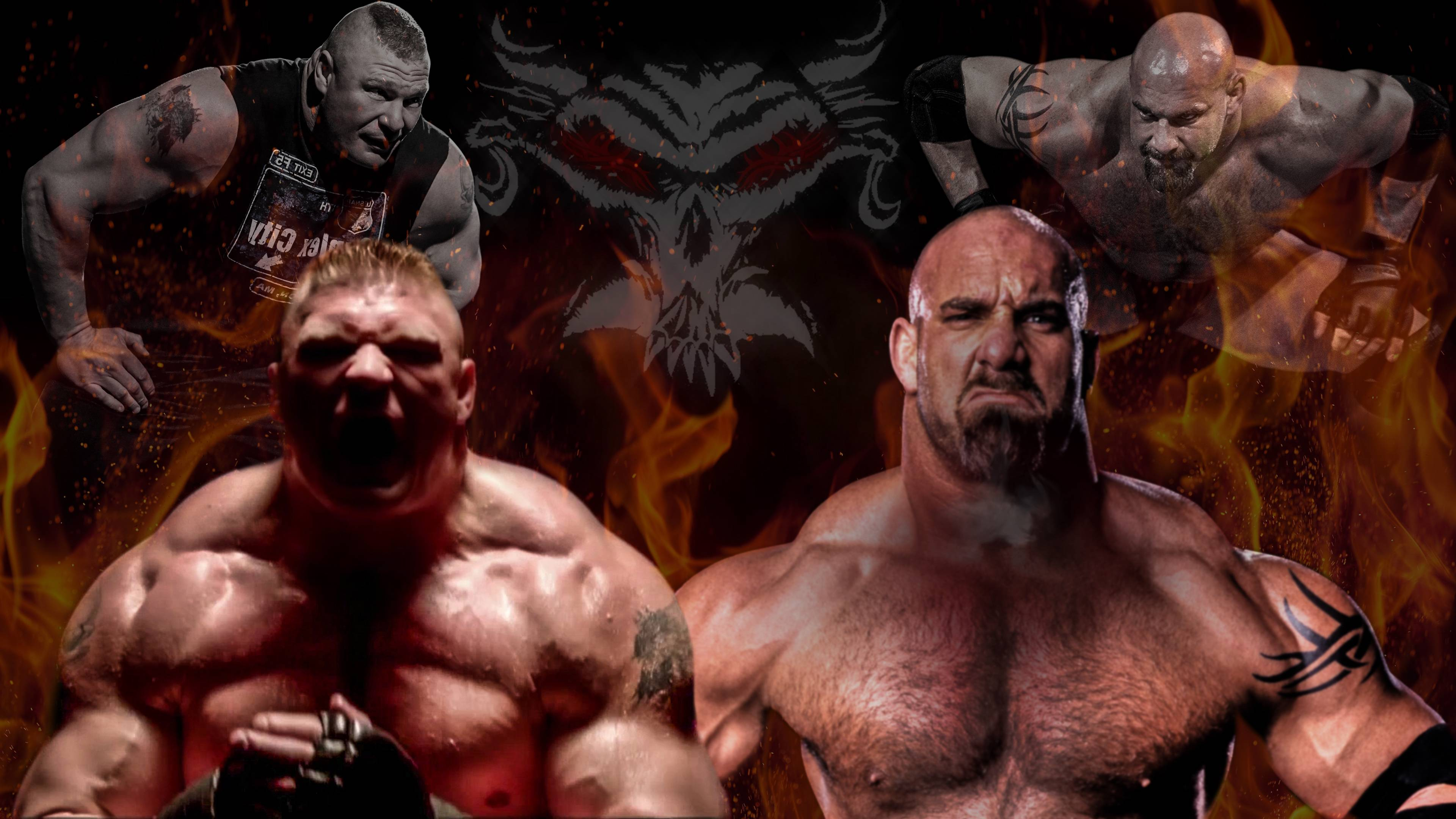Brock Lesnar Wwe Wallpaper Posted By Christopher Tremblay