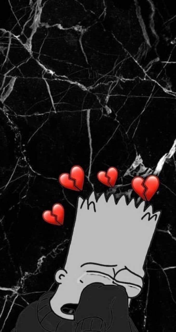 sad beard broken heart wallpaper Technology Tutorial and Ideas