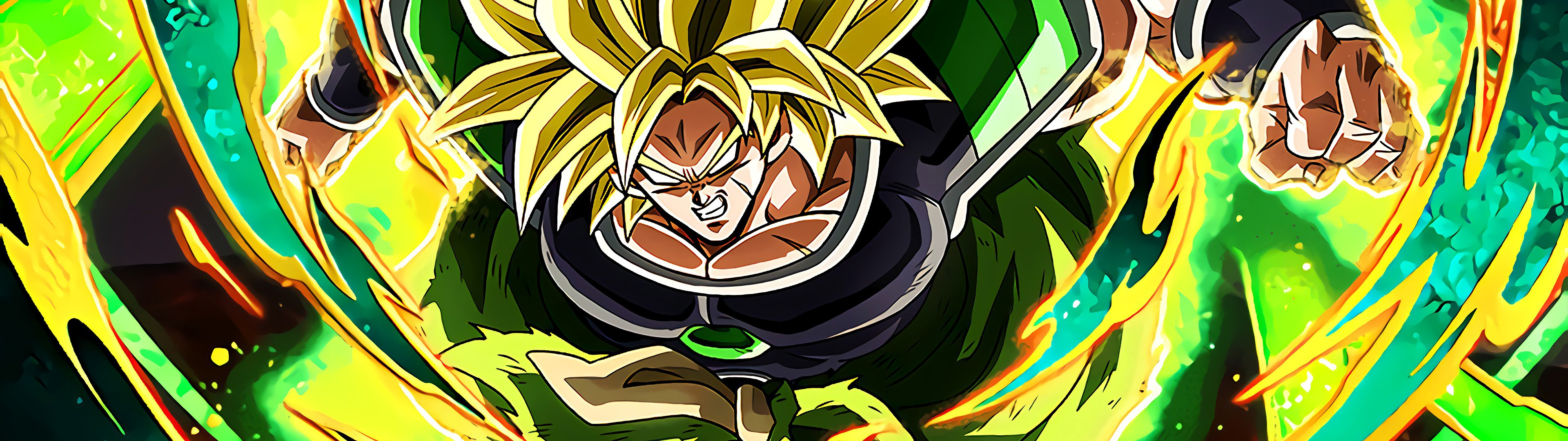 Broly 4k Wallpaper Posted By Christopher Anderson