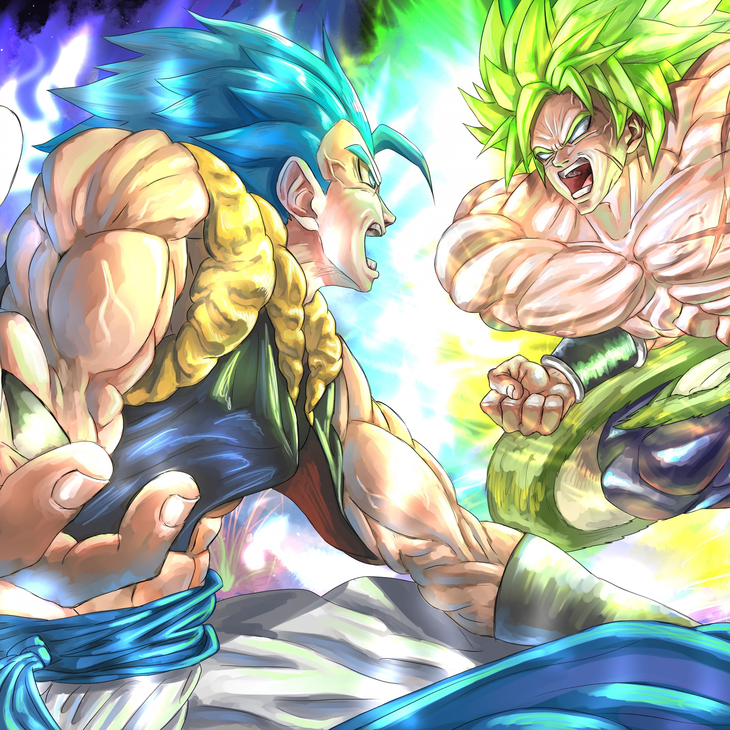 Broly Phone Wallpaper Posted By John Walker