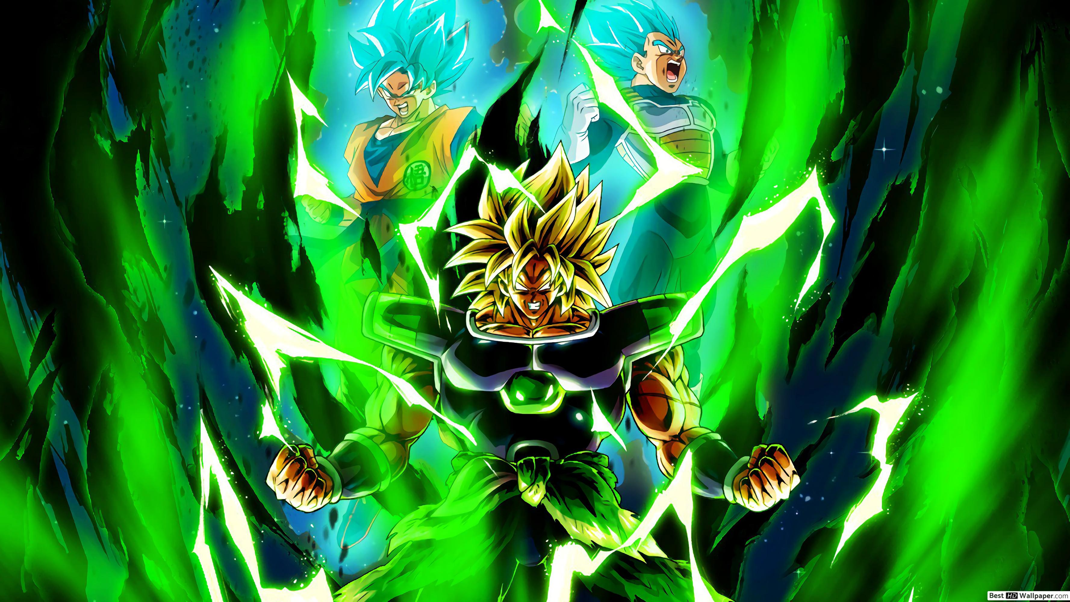 Broly Pictures Posted By John Johnson