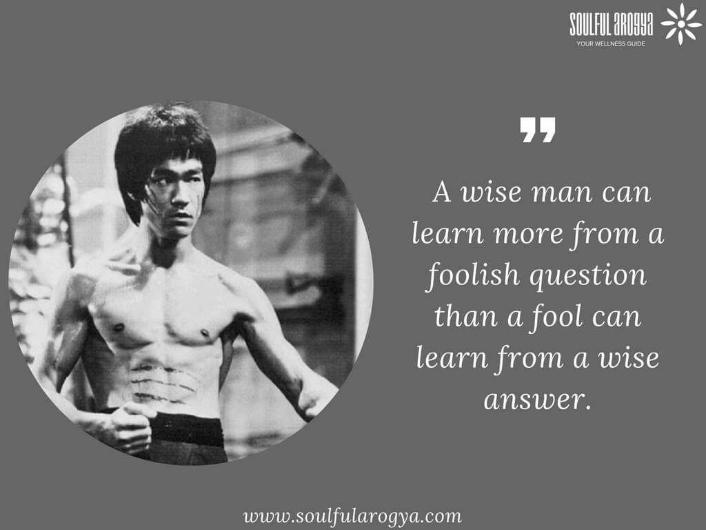 Bruce Lee Quotes Wallpaper Posted By Christopher Anderson