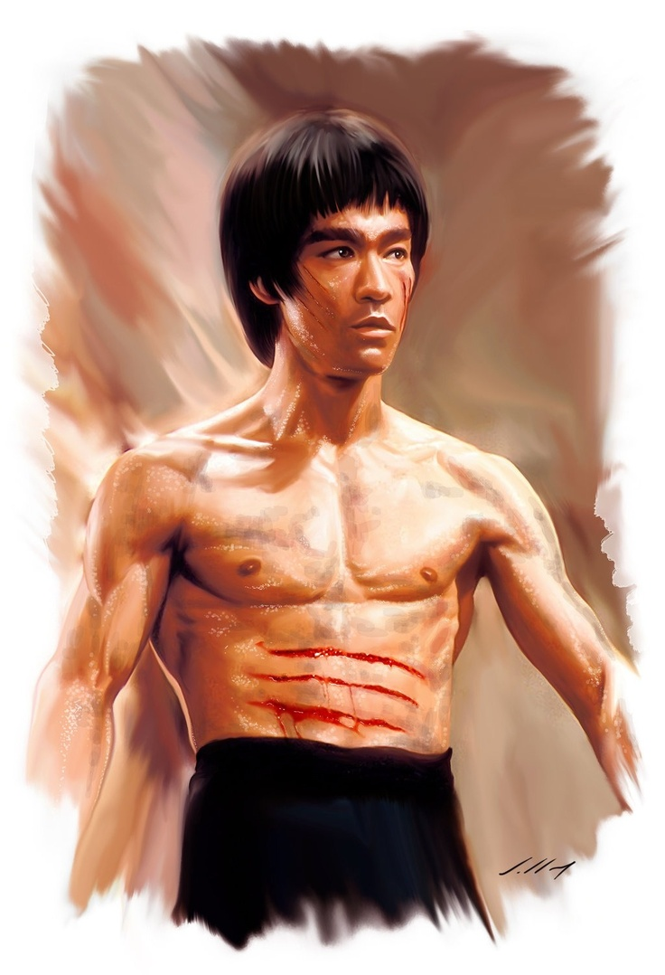 Bruce Lee Wallpaper Enter The Dragon Posted By Christopher Peltier