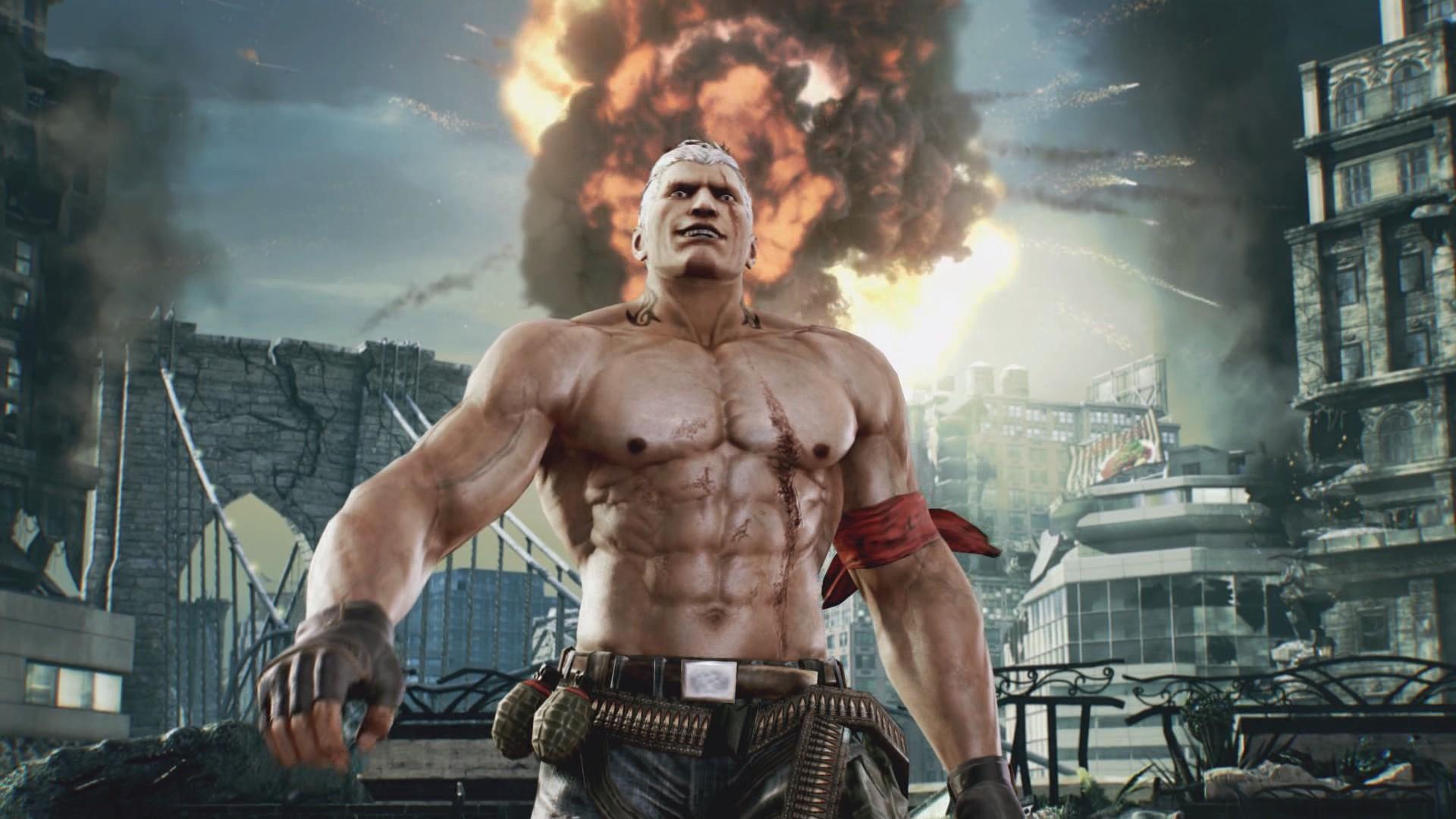 Bryan Fury Tekken 7 Posted By John Walker