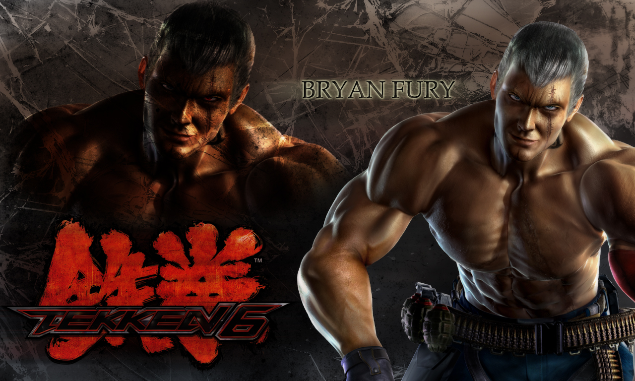Bryan Fury Wallpaper Posted By Christopher Walker