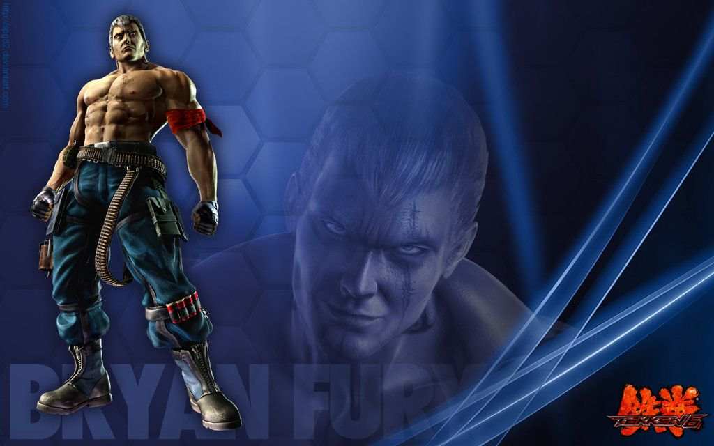 Bryan Fury Wallpapers Posted By Christopher Peltier
