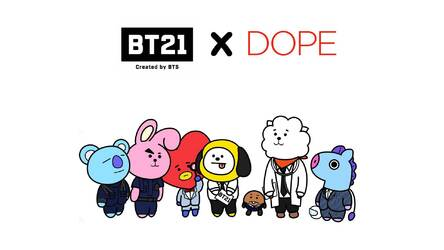 Bt21 Computer Wallpaper Posted By Ethan Tremblay