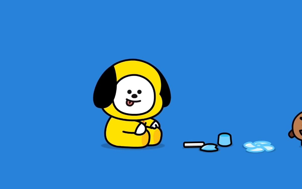 47+ Bt21 Wallpaper Hd Chimmy Images
