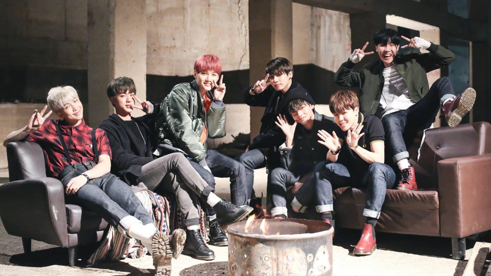 BTS Bangtan Boys Wallpaper Full HD Free Download