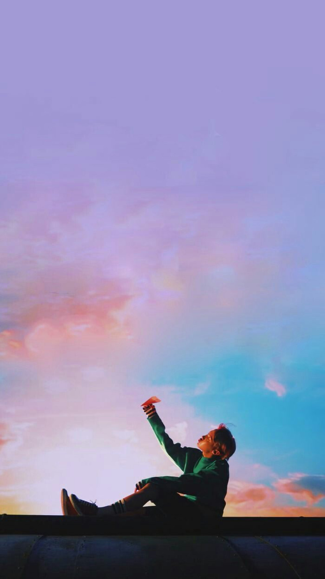 Aesthetic Bts Wallpaper 732885 Bts Jhope Spring Day Free