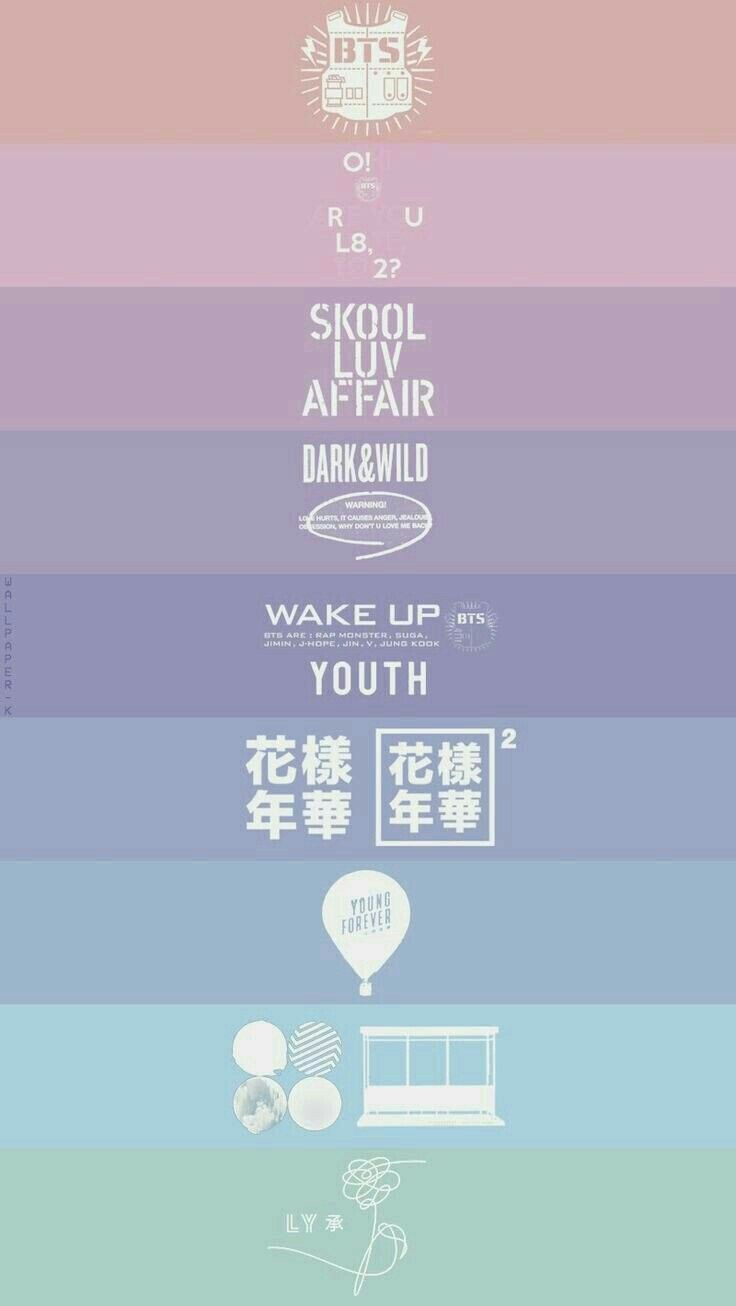 Bts Album Wallpaper Posted By Zoey Anderson