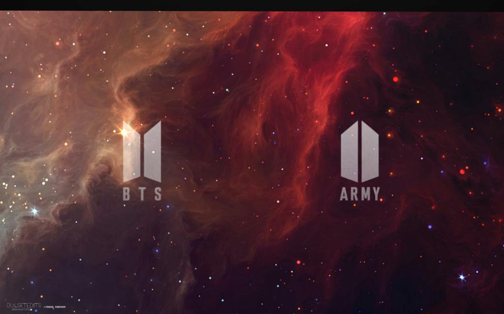 HIATUS on Twitter BTS ARMY Logo Desktop