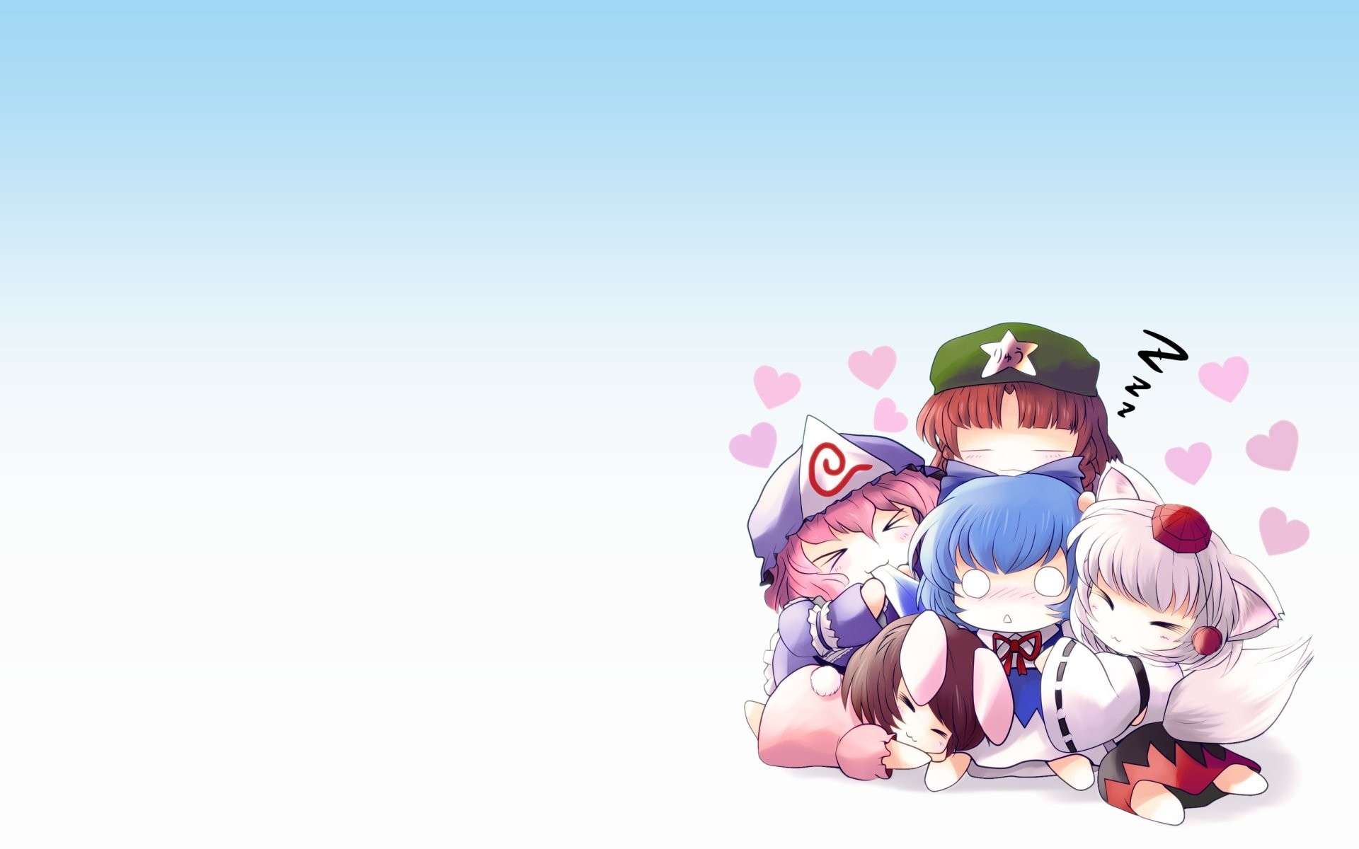 61+ Chibi Wallpapers on WallpaperPlay