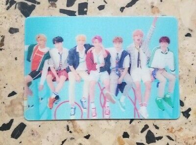 BTS LOVE YOURSELF Answer Rare Lenticular Photocard