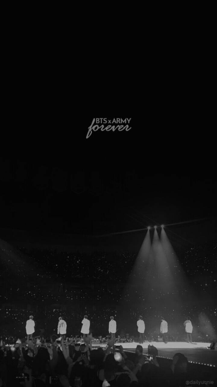 BTS ARMY FOREVER Wallpaper by Bts bangtanboys 13 Free on
