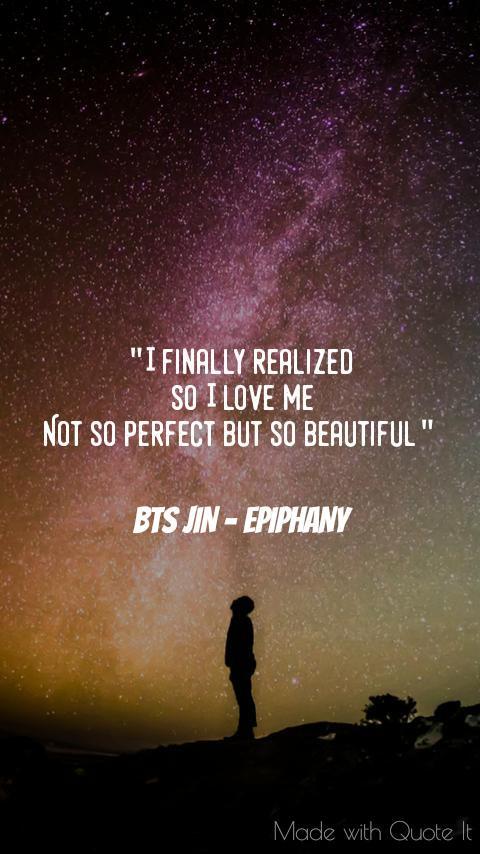 BestOfBTS BestOfARMY BTS ARMY LoveYourself Quotes