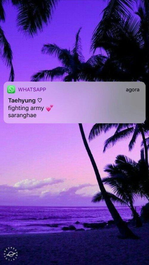 Lockscreen Bts Army Wallpaper