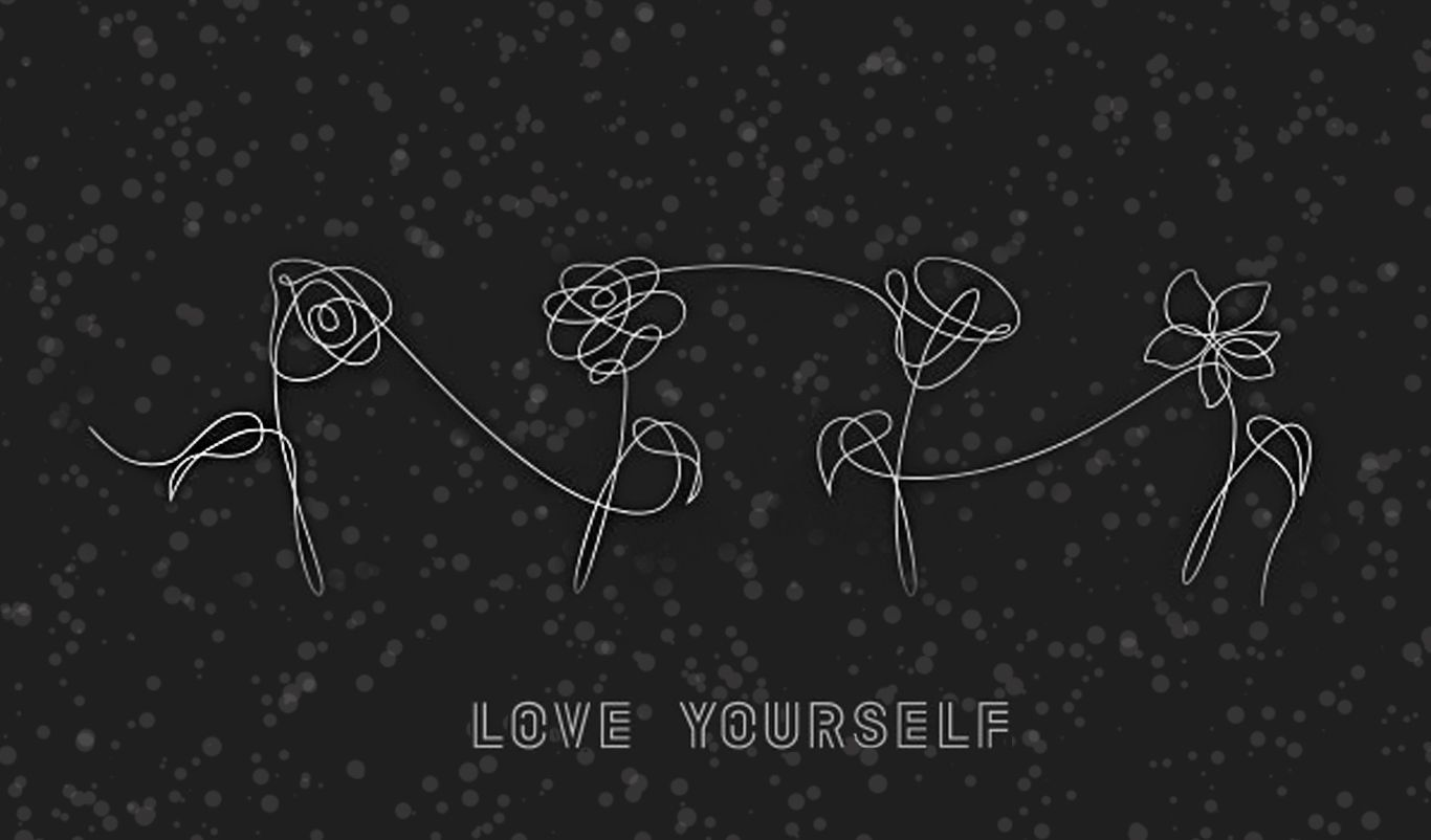 Bts Wallpaper Hd Desktop Love Yourself