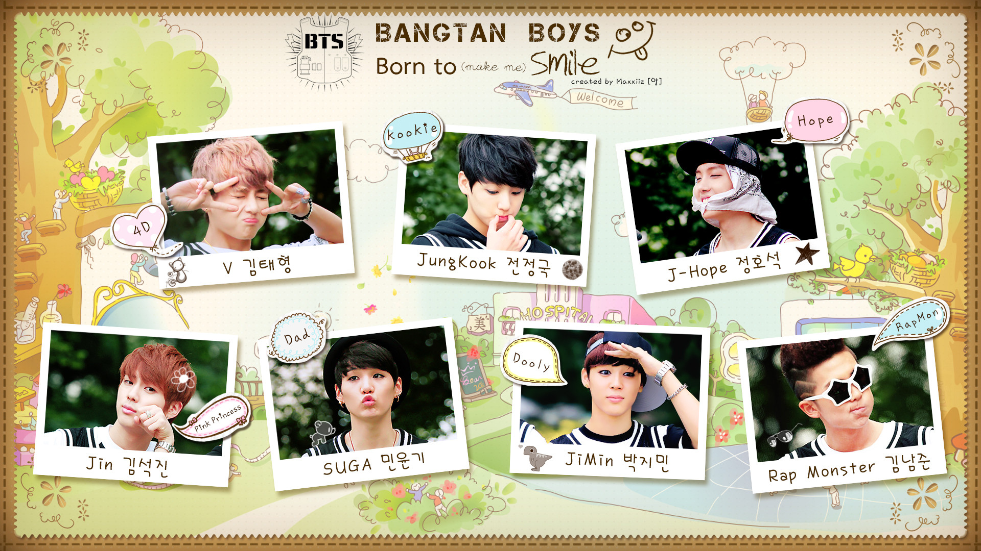 Bts Background Laptop Posted By John Anderson