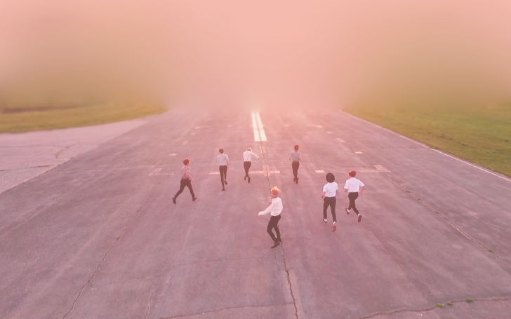 young forever pink desktop wallpapers in 2019 Bts