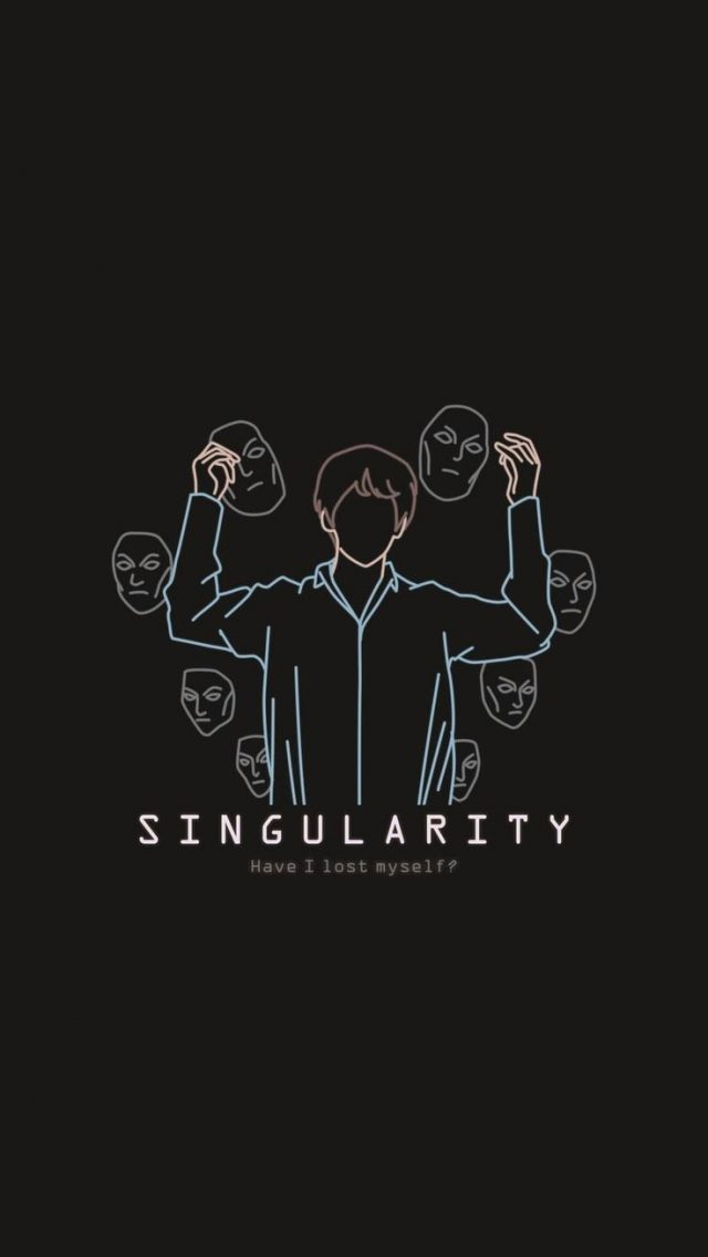 Singularity V Wallpaper Bts Iphone Background