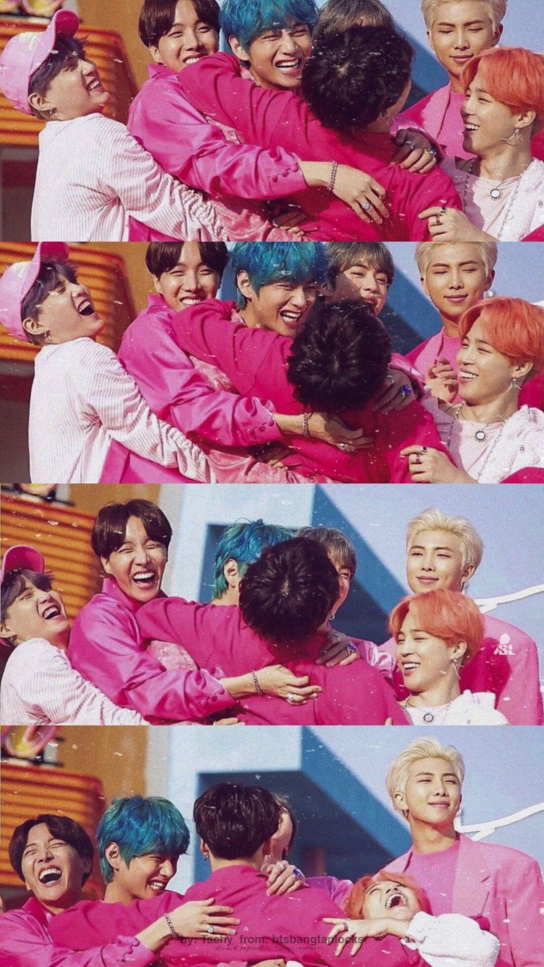 BTS BOY WITH LUV LOCKSCREENSa tm A in 2019 Bts wallpaper