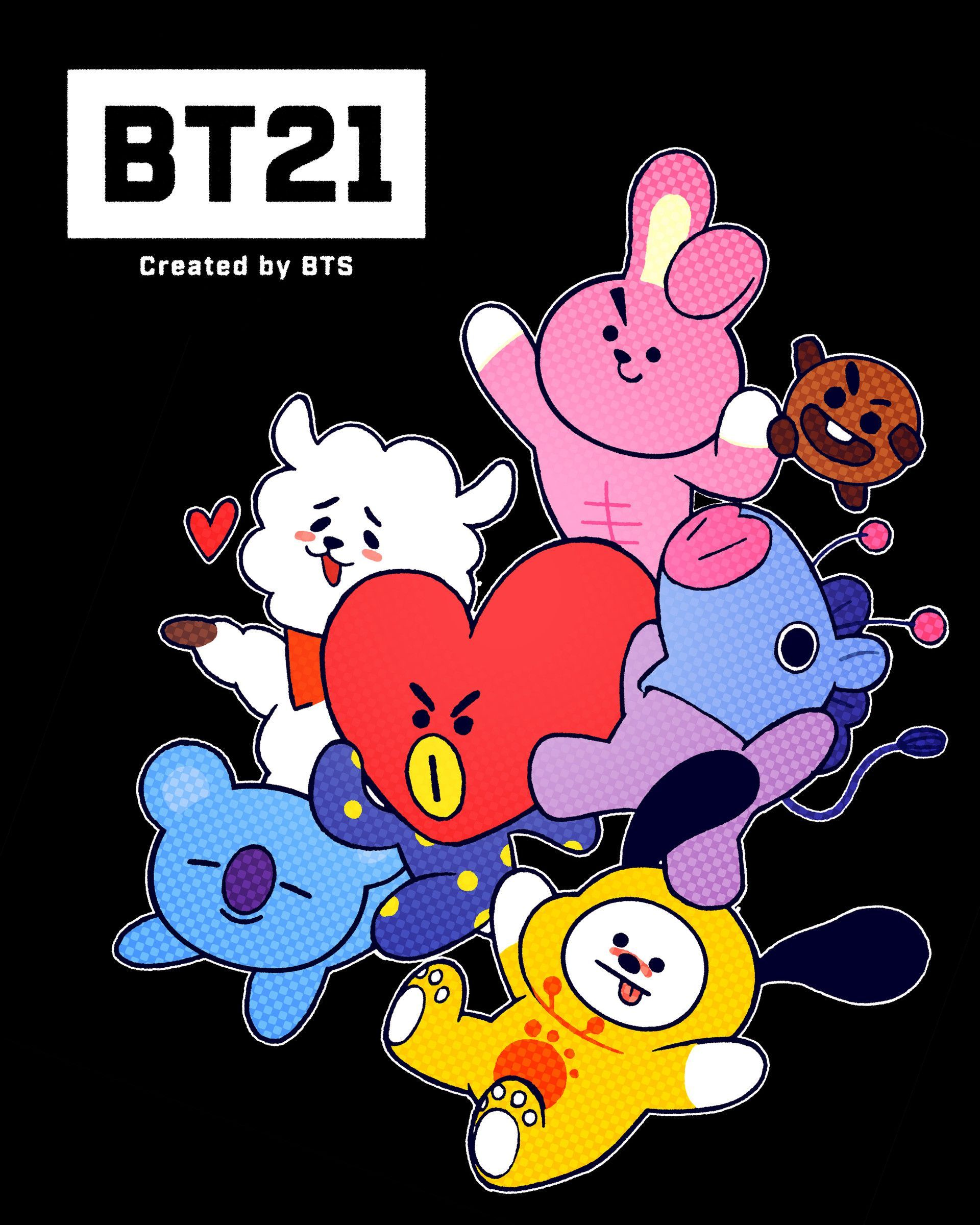 Bt21 Wallpaper Summer Drgokhanakturk.com