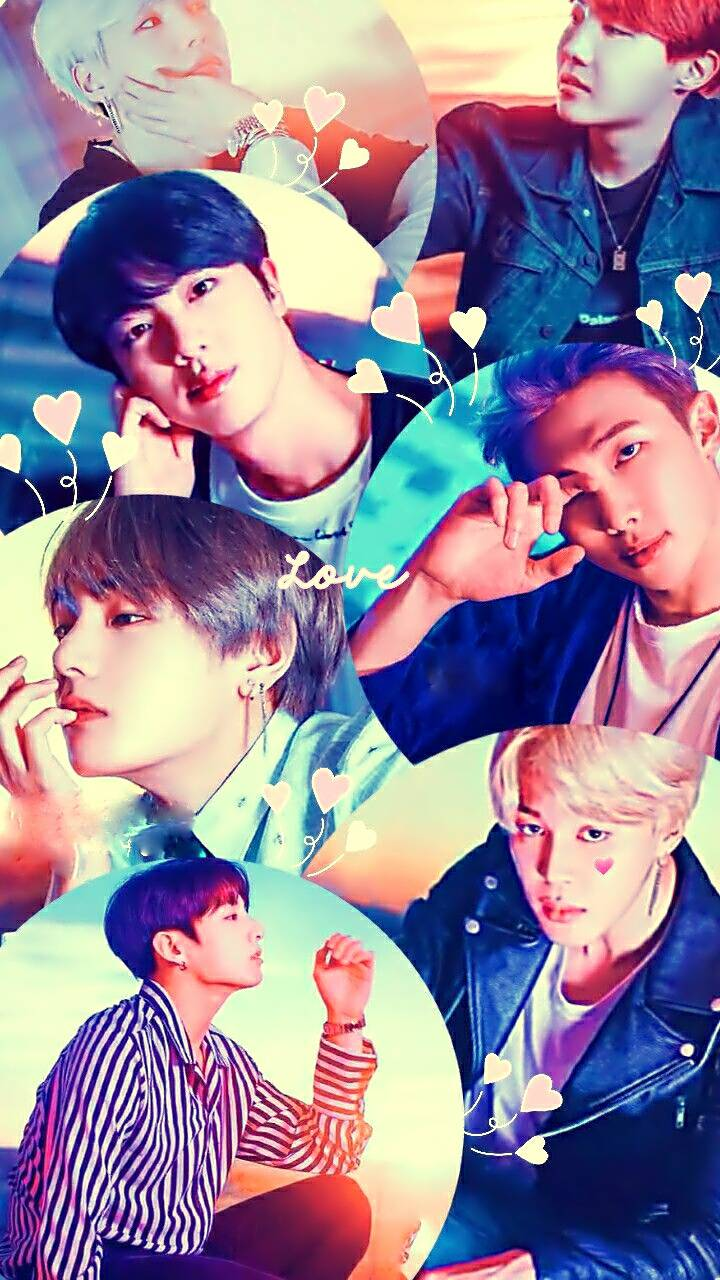 Another Bts Collage wallpaper by KimTaeTae e7 Free on ZEDGEa