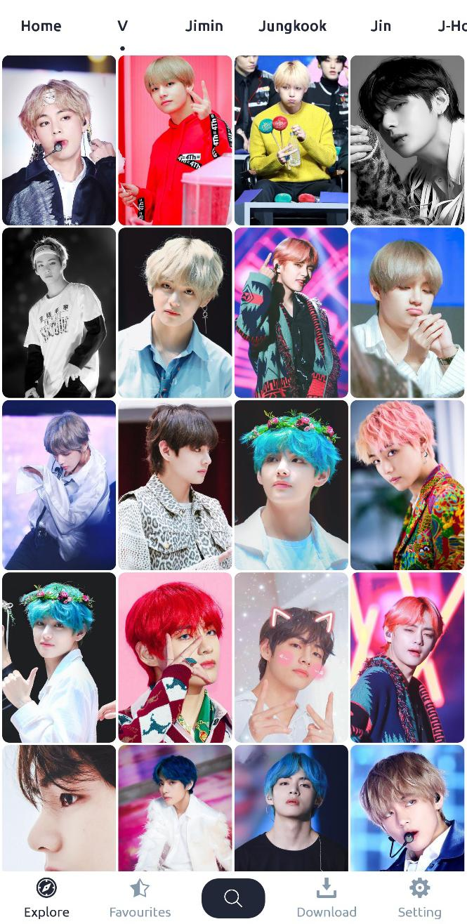 NEW BTS Wallpaper HD 4K Lock Screen 2019 for Android APK