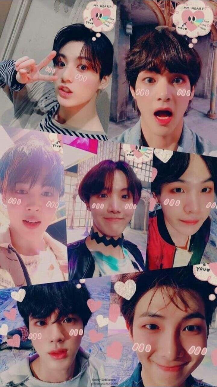 Cute Bts lockscreen, Bts wallpaper, Bts