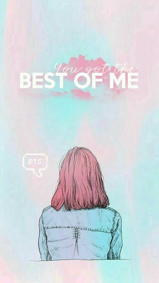 Best Of Me Bts Fanart, Hd Wallpapers and backgrounds Download