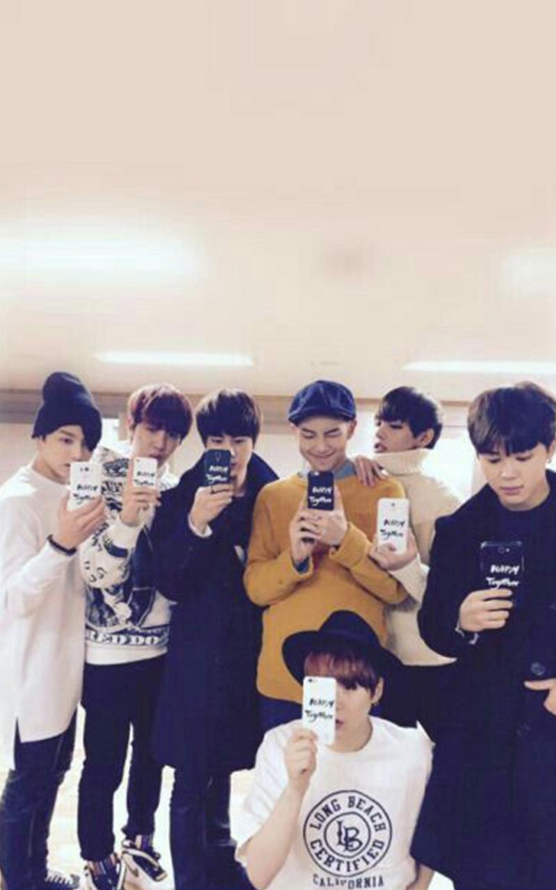 BTS Lockscreen Kpop Wallpaper for Android APK Download
