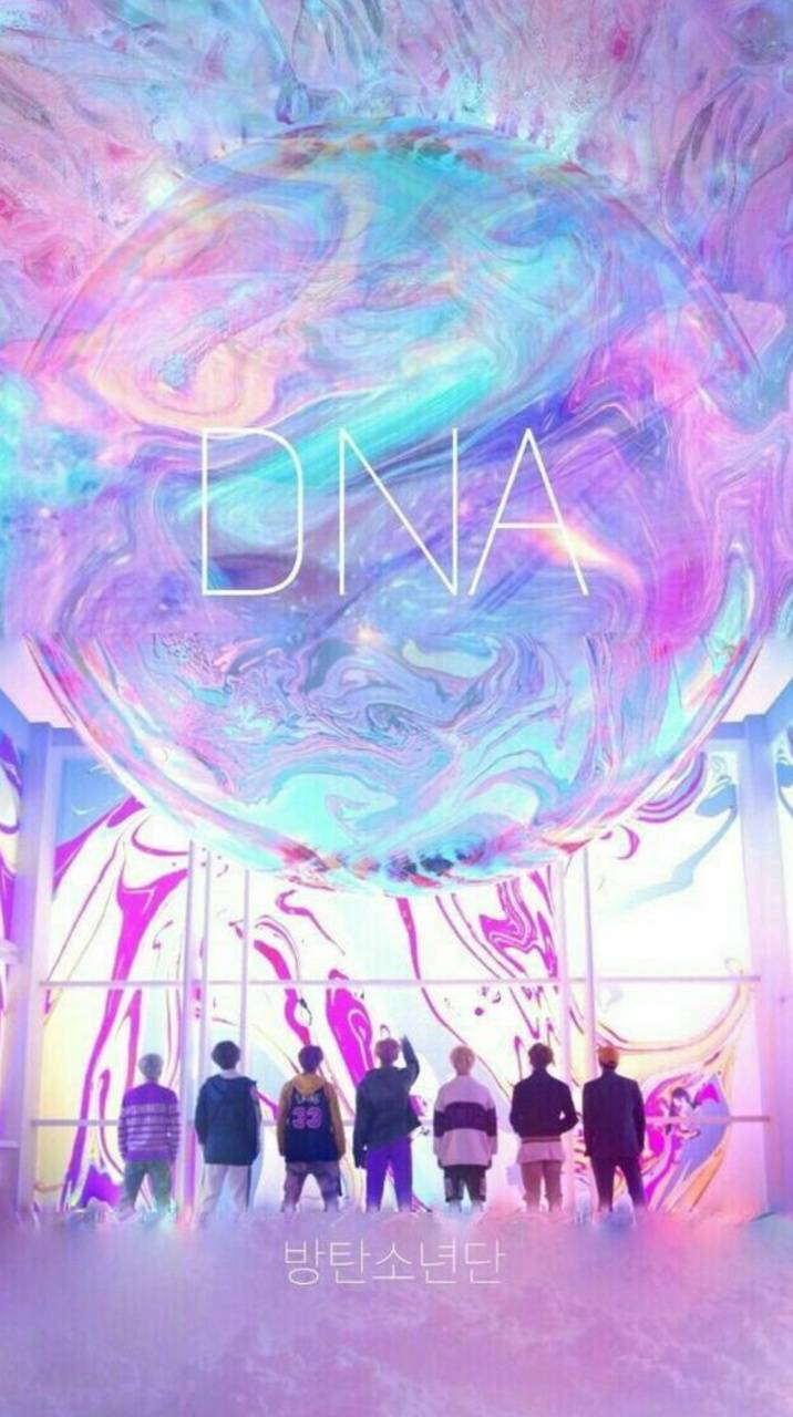 DNA BTS Wallpaper by Fangirl23245 47 Free on ZEDGEa