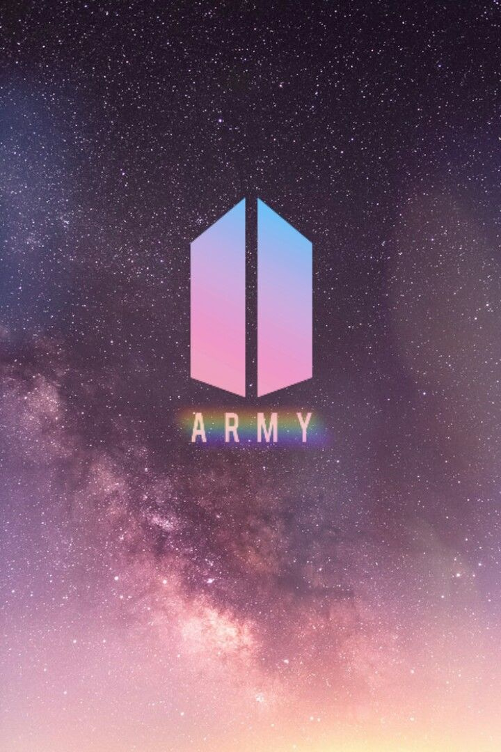 Bts Army Logo Wallpaper Galaxy Wallpapershit