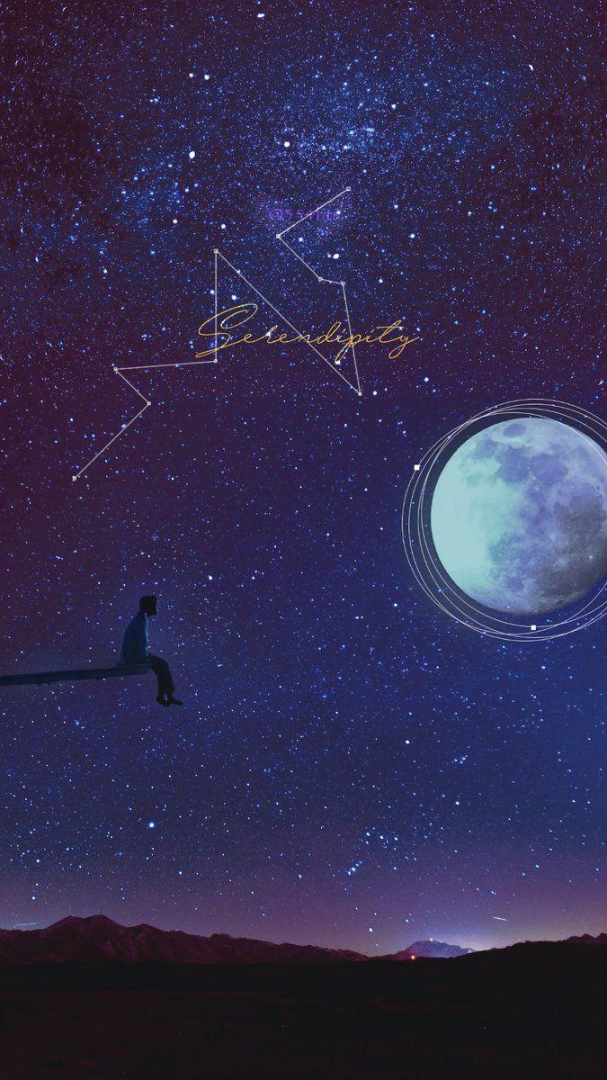Bts Galaxy Wallpaper Posted By Ryan Walker