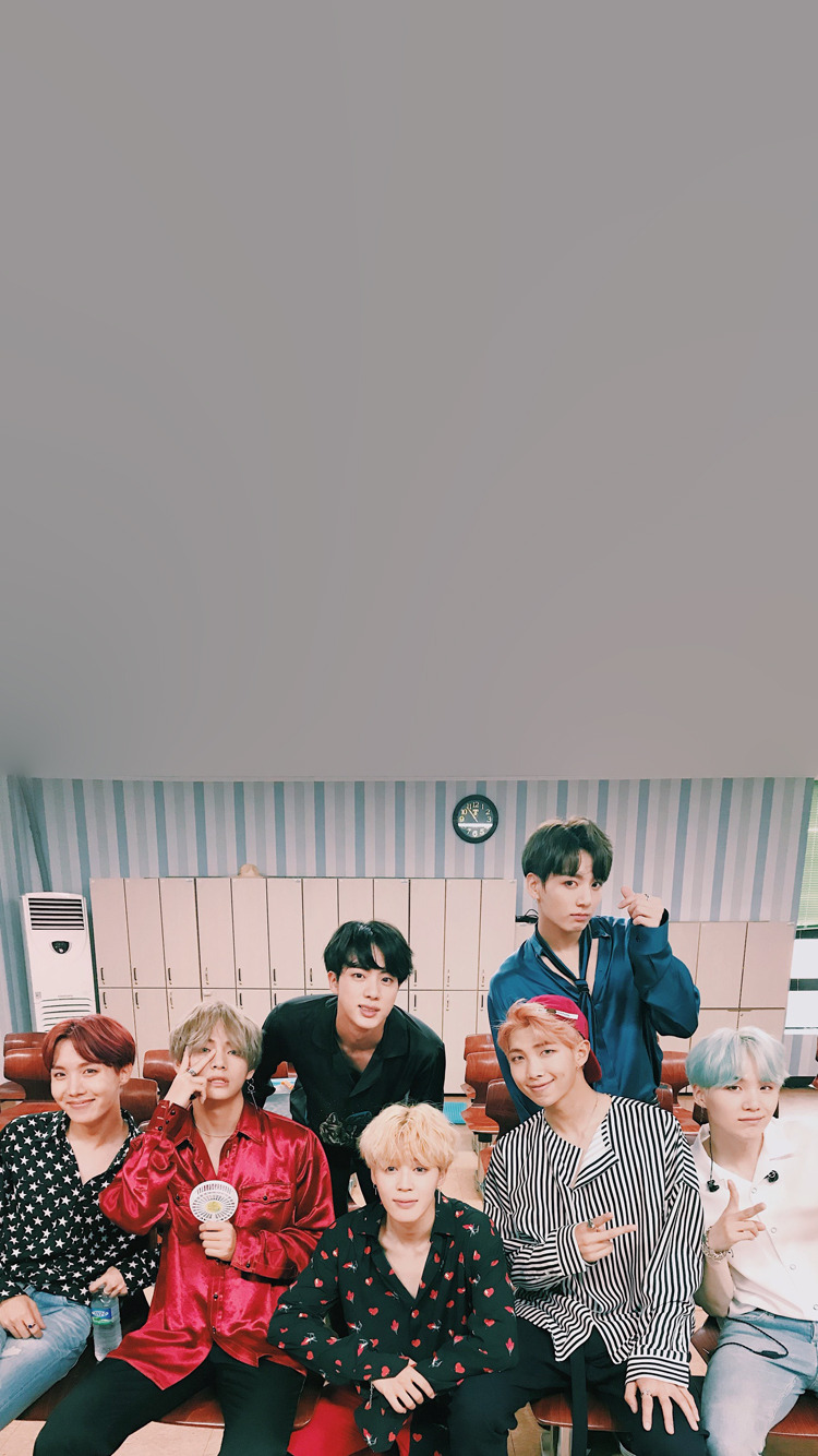 Aesthetic Bts Group Lockscreen, Hd Wallpapers and backgrounds