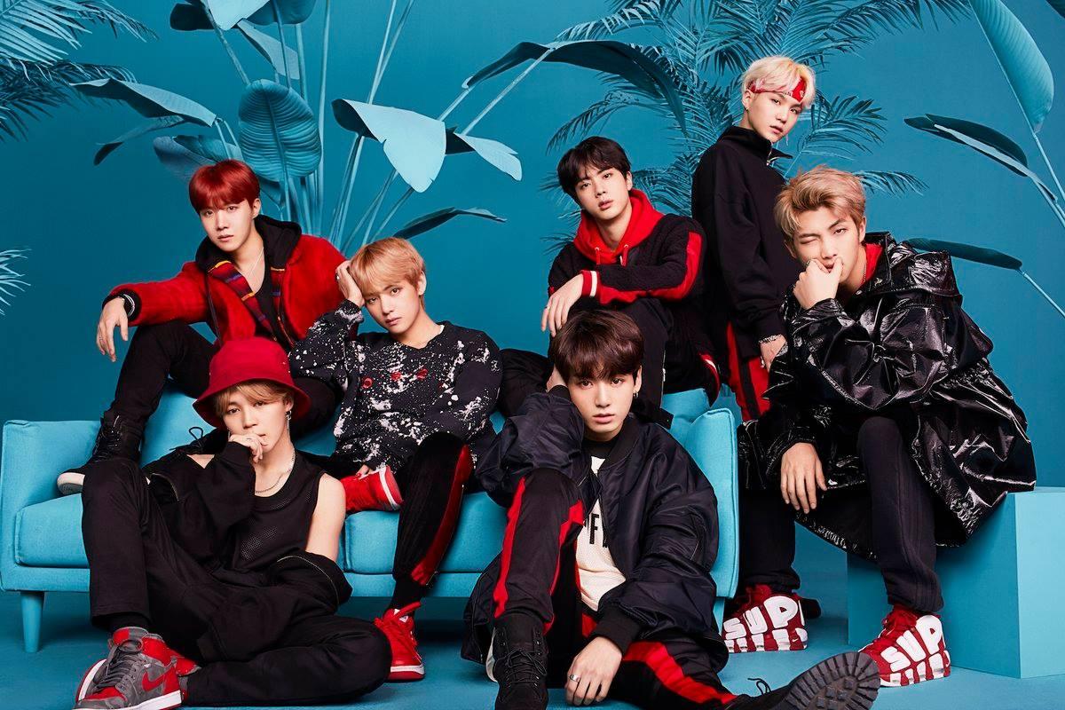 BTS 2018 Wallpapers Wallpaper Cave