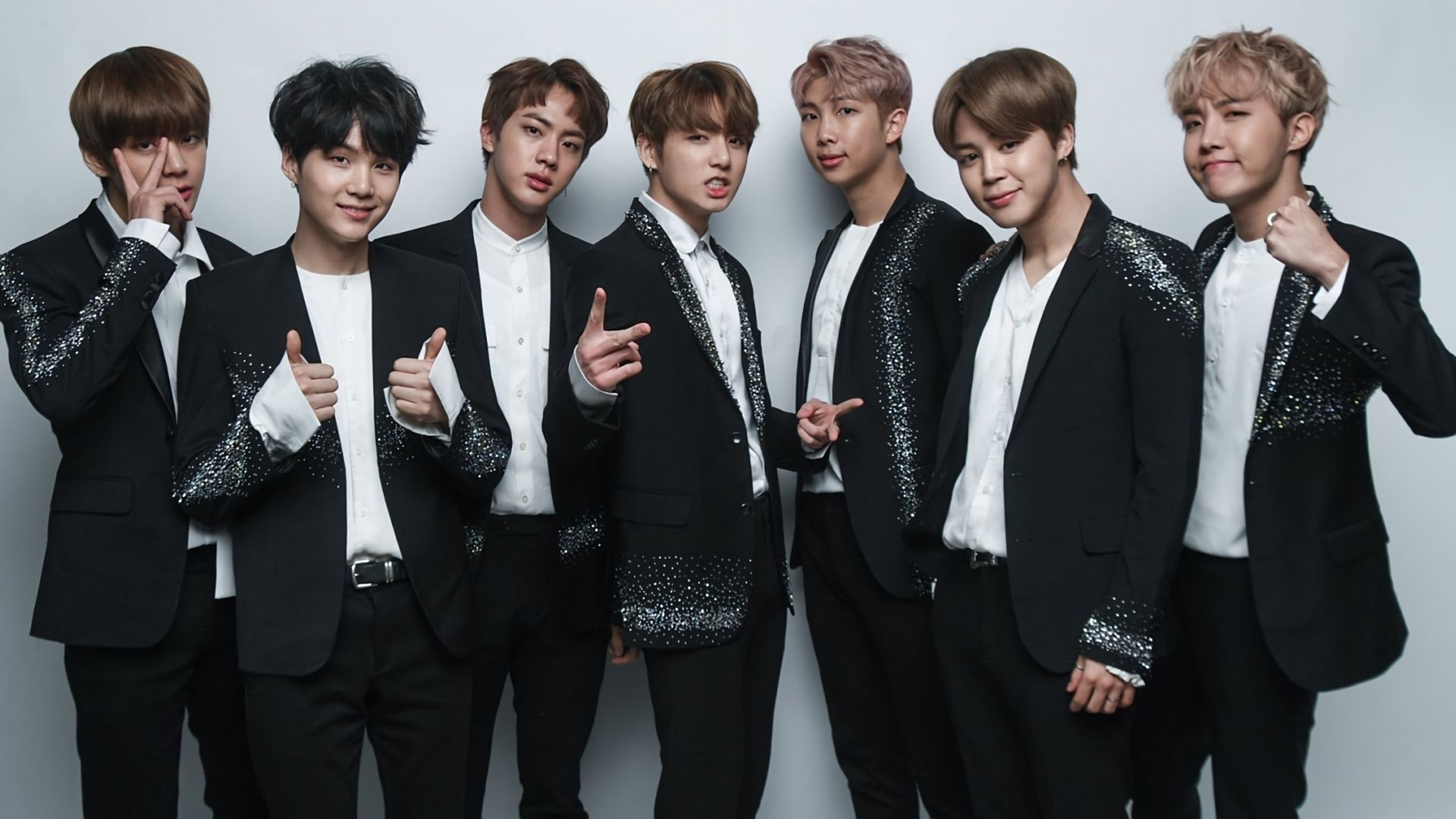 BTS Members Desktop Wallpapers Top Free BTS Members