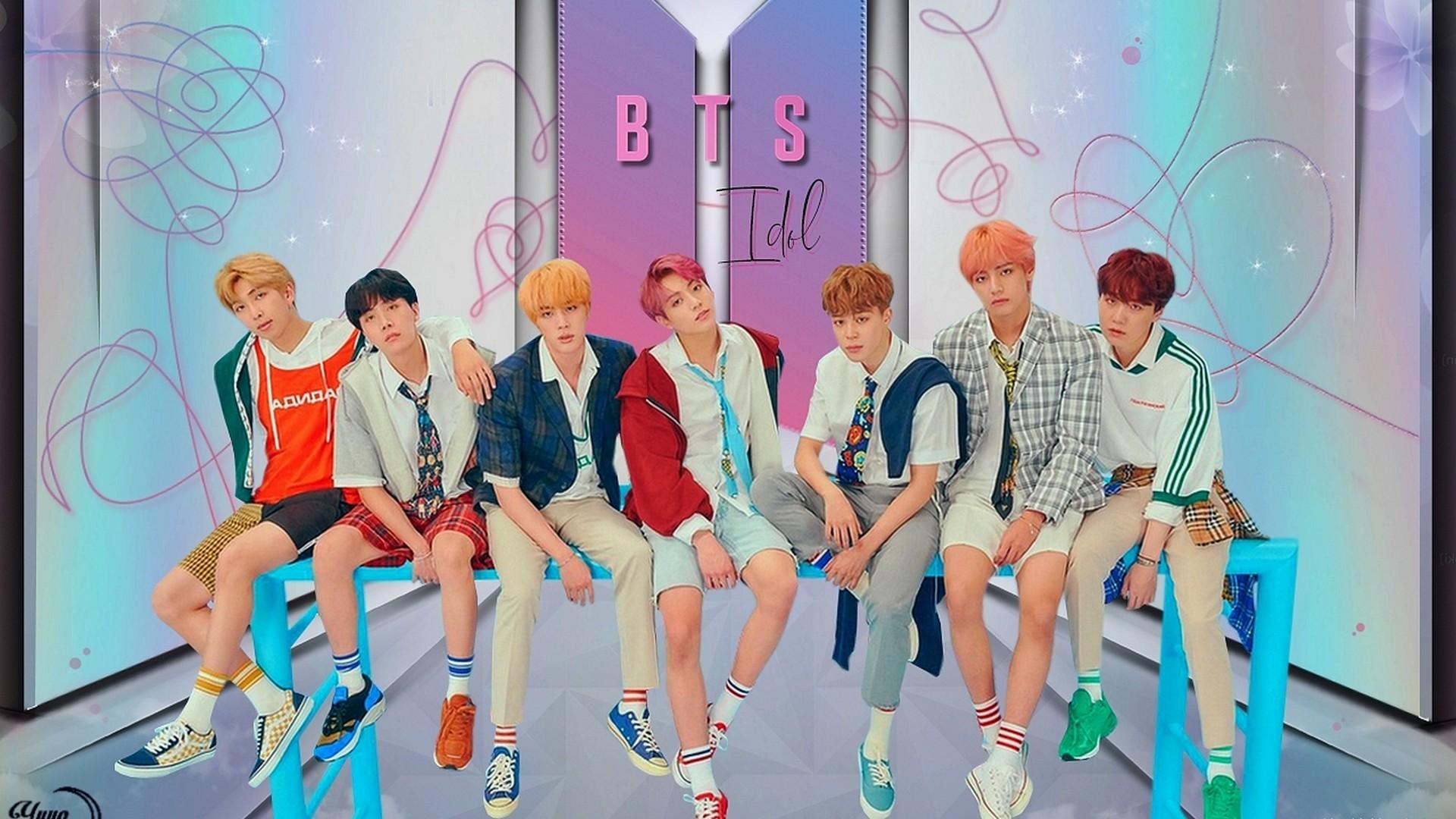 Wallpaper HD BTS 2019 Live Wallpaper HD
