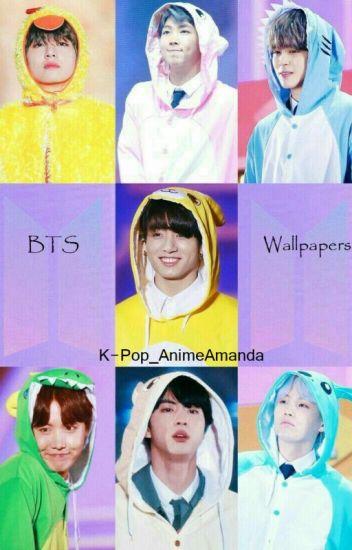 BTS Wallpapers HD K Pop Anime Amanda Wattpad