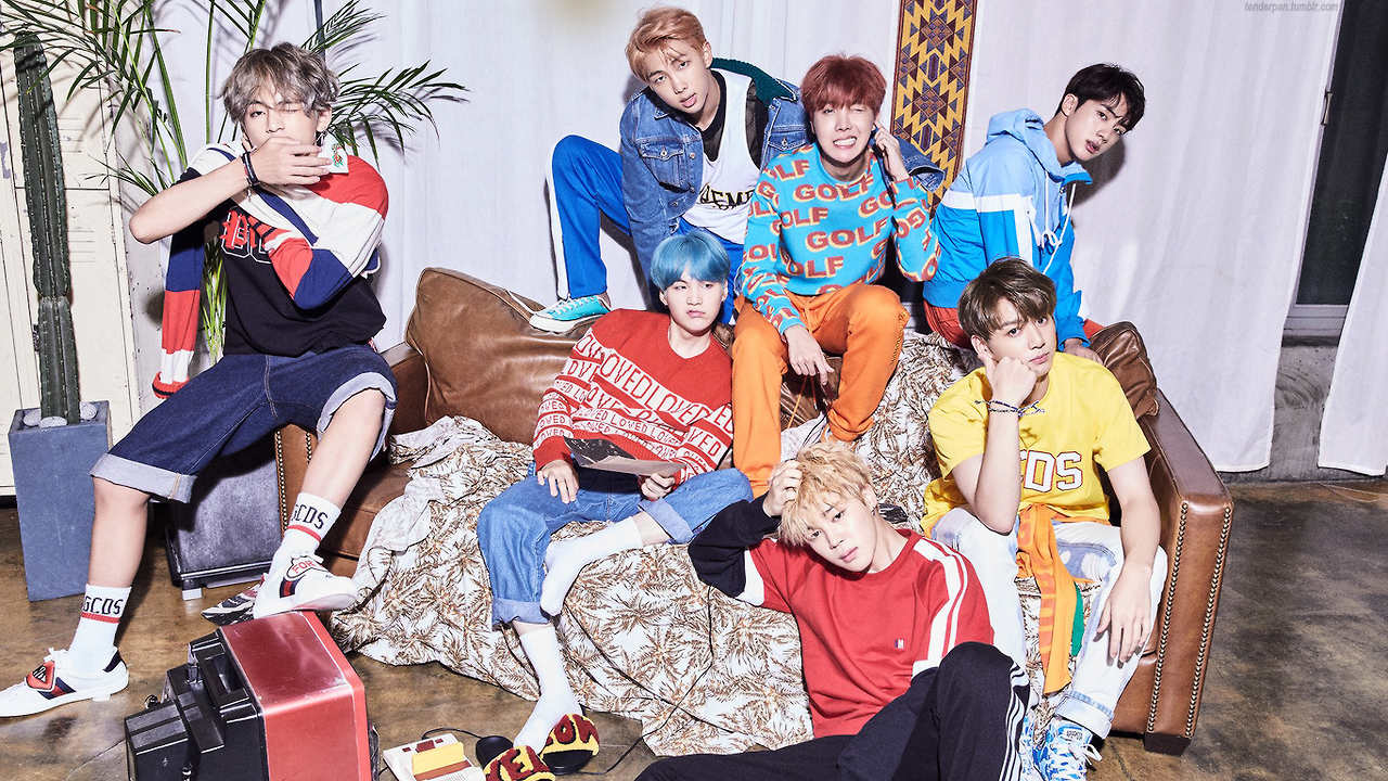 Bts Desktop Wallpaper , Best Background Images , HD Wallpaper
