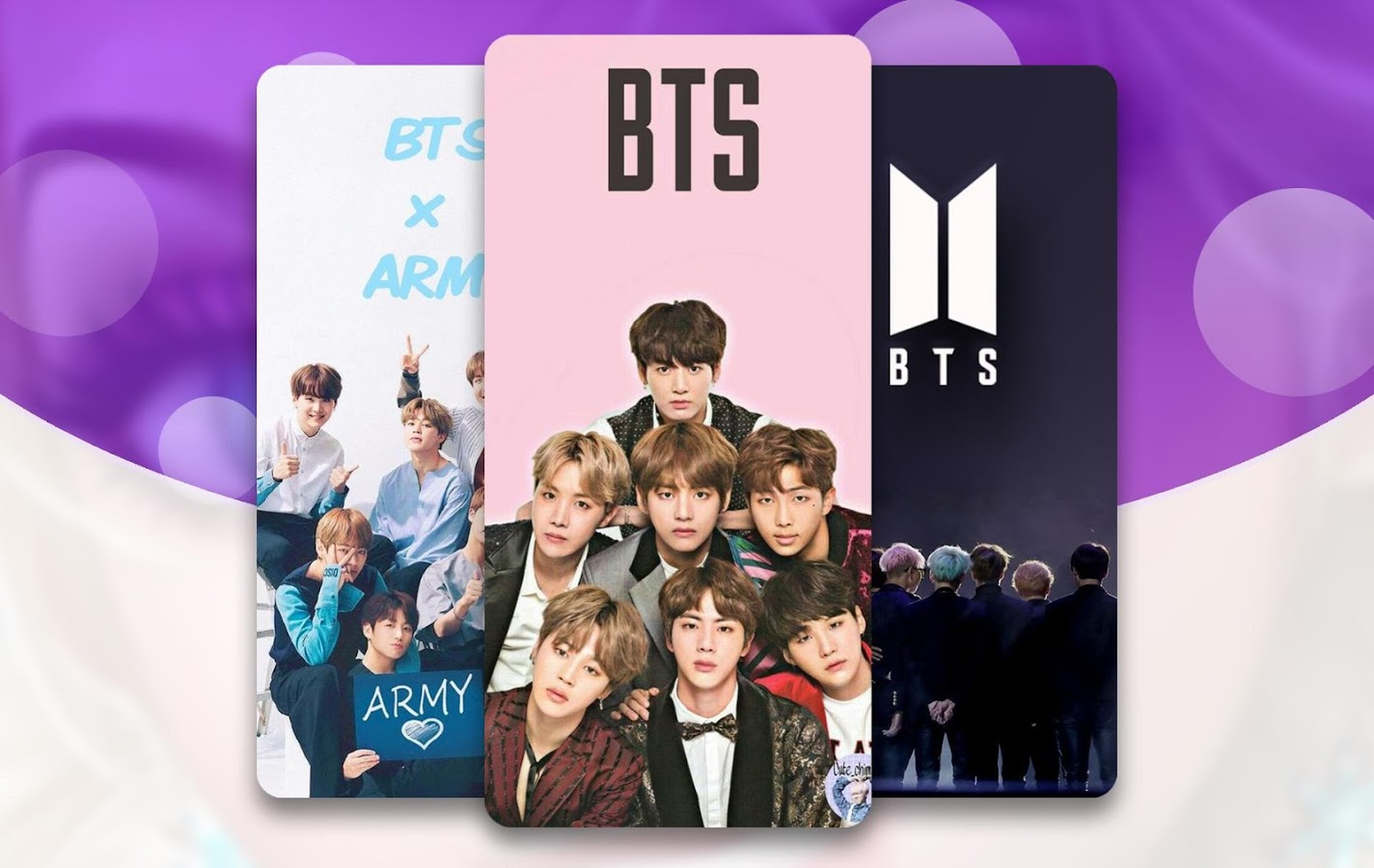 BTS HD Wallpapers 2019 1.6.0 APK Download Android