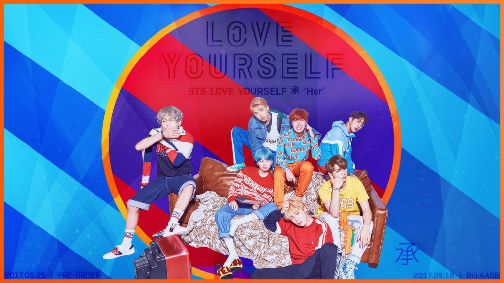 Wallpaper BTS Love Yourself Her by BEAPANDA on DeviantArt