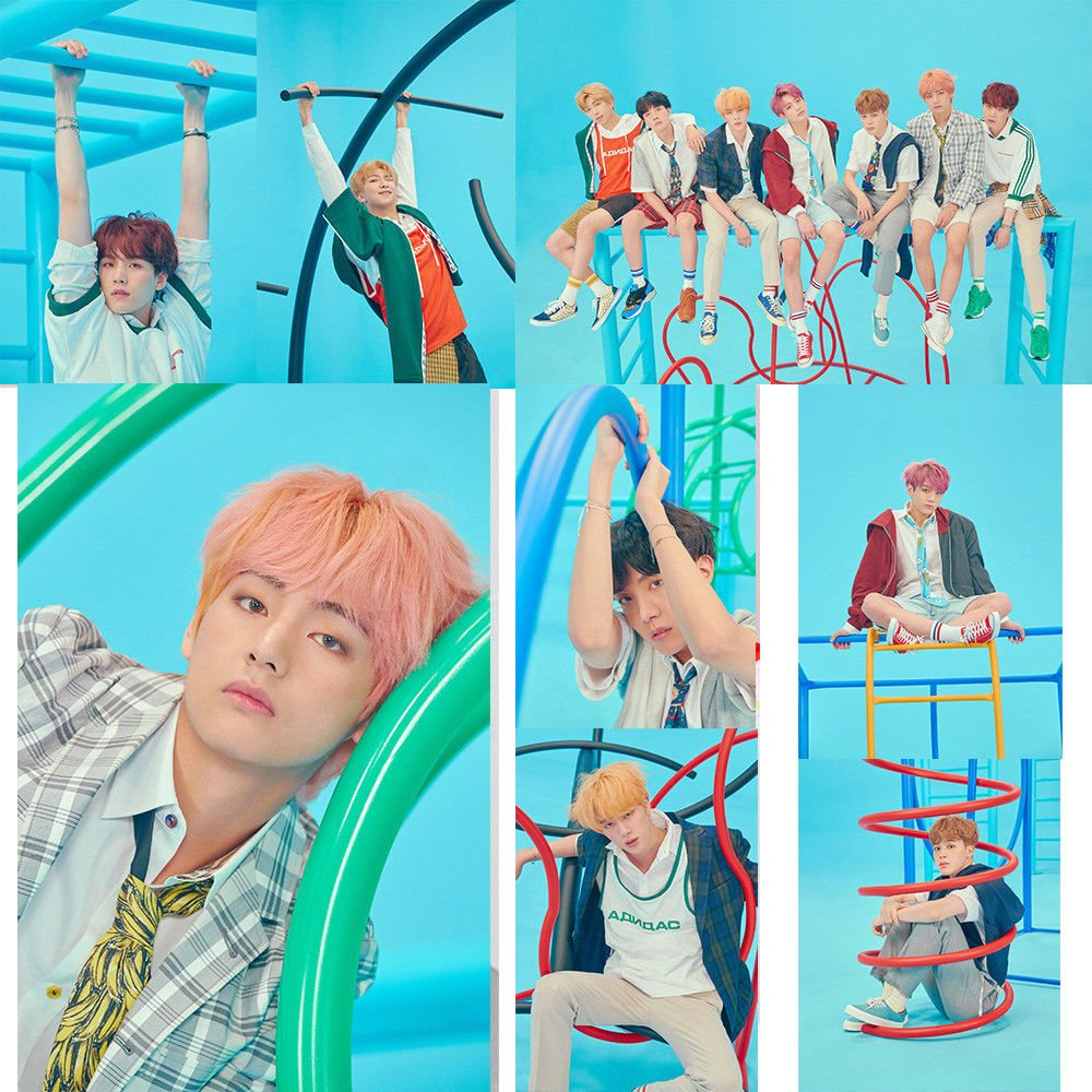 Bts Anime Idol, Hd Wallpapers and backgrounds Download