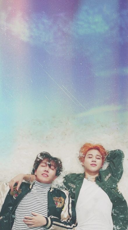 Free download BTS Jimin and J Hope wallpaper for phone BTS